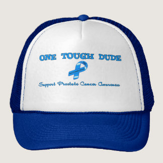 PROSTATE CANCER AWARENESS TRUCKER HAT