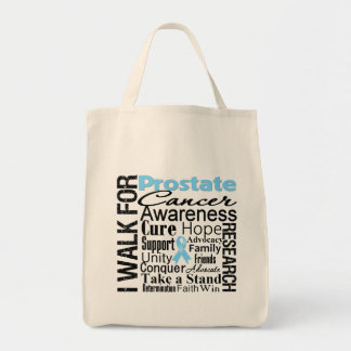 Prostate Cancer Awareness Walk Bags
