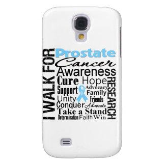 Prostate Cancer Awareness Walk Samsung Galaxy S4 Cases