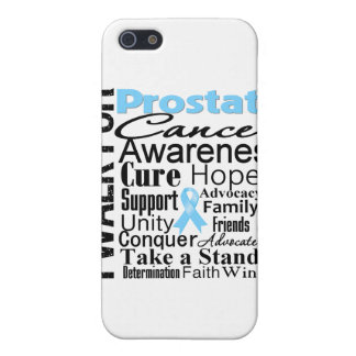 Prostate Cancer Awareness Walk iPhone 5 Cases
