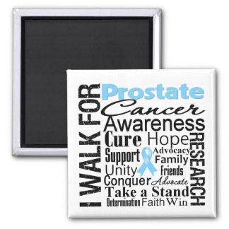 Prostate Cancer Awareness Walk Magnet