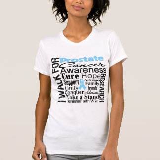 Prostate Cancer Awareness Walk T-shirt