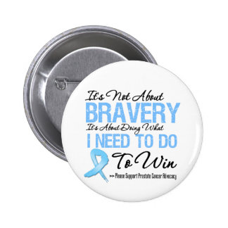 Prostate Cancer Battle Pin