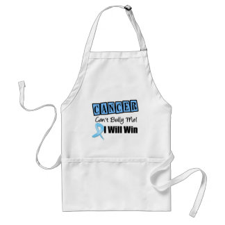 Prostate Cancer Cant Bully Me I Will Win Aprons