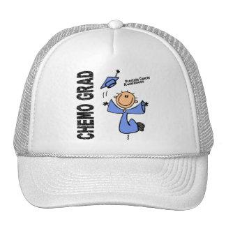 Prostate Cancer CHEMO GRAD 1 Trucker Hat