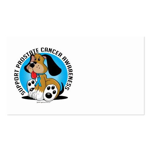 Prostate Cancer Dog Business Card