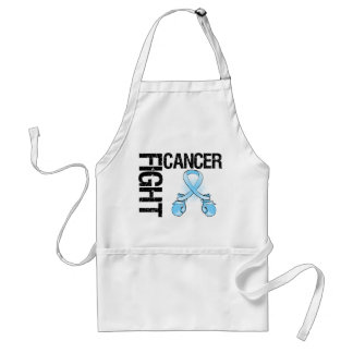 Prostate Cancer Fight Boxing Gloves Aprons