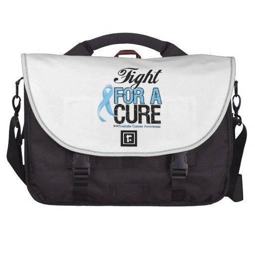 Prostate Cancer Fight For a Cure Laptop Bags