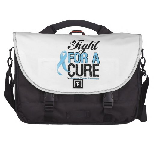Prostate Cancer Fight For a Cure Laptop Commuter Bag