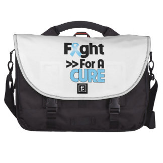 Prostate Cancer Fight For a Cure Bags For Laptop