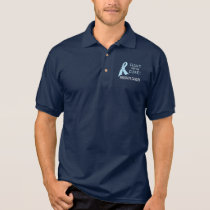 Prostate Cancer: Fight for the Cure Polo Shirt