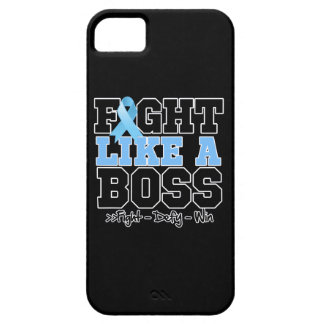 Prostate Cancer Fight Like a Boss iPhone 5/5S Cases