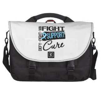 Prostate Cancer Fight Support Cure Bags For Laptop