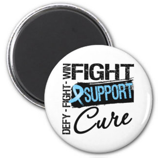 Prostate Cancer Fight Support Cure Magnets