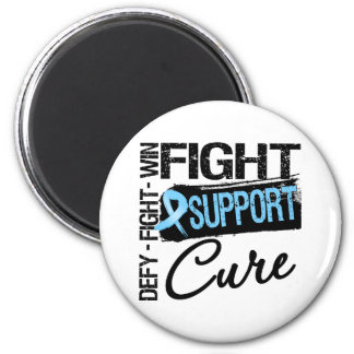 Prostate Cancer Fight Support Cure Magnet