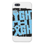 Prostate Cancer Fight The Fight Covers For iPhone 5