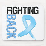 Prostate Cancer Fighting Back Mouse Pad