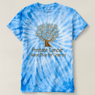Prostate Cancer For My Gramps Awareness T-shirt