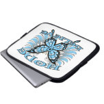 Prostate Cancer Hope Believe Butterfly Laptop Computer Sleeves
