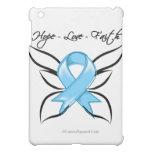 Prostate Cancer Hope Love Faith iPad Mini Cover