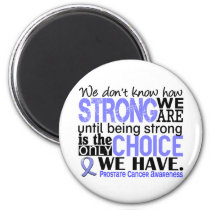 Prostate Cancer How Strong We Are Magnet
