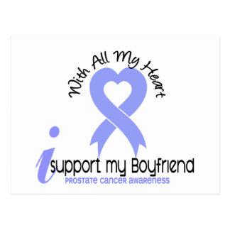 PROSTATE CANCER I Support My Boyfriend Post Cards