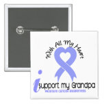 PROSTATE CANCER I Support My Grandpa Pin