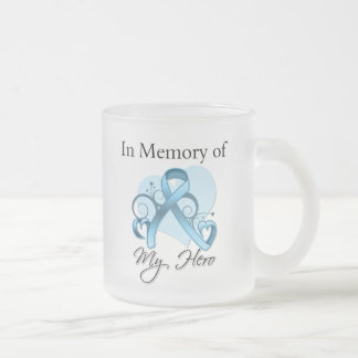 Prostate Cancer In Memory of My Hero Coffee Mug