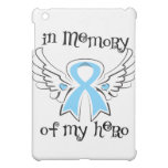 Prostate Cancer In Memory of My Hero Cover For The iPad Mini