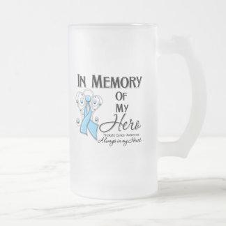 Prostate Cancer In Memory of My Hero Mug