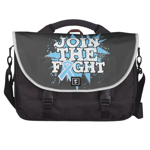 Prostate Cancer Join The Fight Commuter Bags