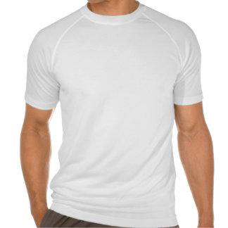 Prostate Cancer Kicking Cancer Butt Super Power Tee Shirt