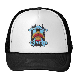 Prostate Cancer Knock Out Cancer Trucker Hat
