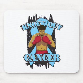 Prostate Cancer Knock Out Cancer Mouse Pads