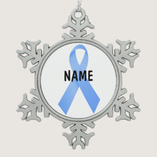 Prostate Cancer Memorial Ornament