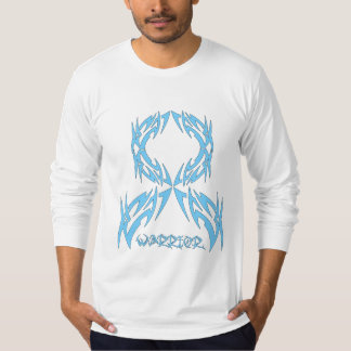 Prostate Cancer  Mens Warrior Tribal T-Shirt