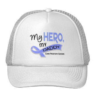 Prostate Cancer MY HERO, MY DADDY 42 Trucker Hat