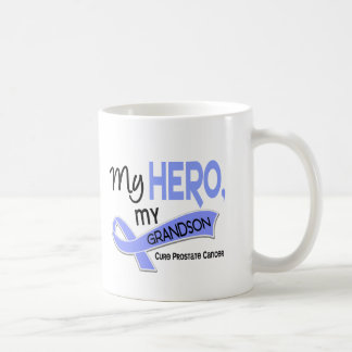 Prostate Cancer MY HERO, MY GRANDSON 42 Coffee Mug
