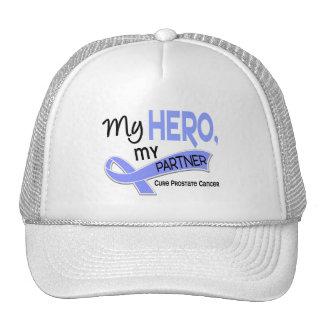 Prostate Cancer MY HERO, MY PARTNER 42 Trucker Hat
