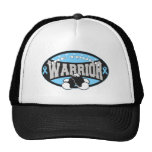 Prostate Cancer One Tough Warrior Trucker Hat