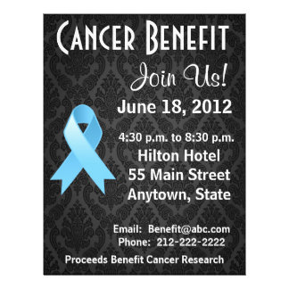 Prostate Cancer Personalized Benefit Flyer