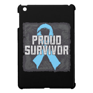 Prostate Cancer Proud Survivor Cover For The iPad Mini