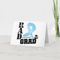 Prostate Cancer Radiation Therapy RAD Grad Card