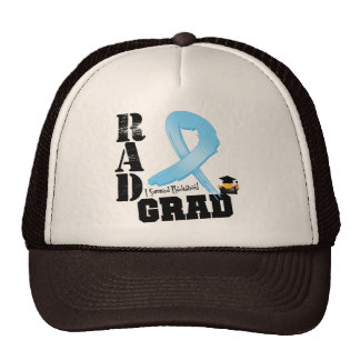 Prostate Cancer Radiation Therapy RAD Grad Hats
