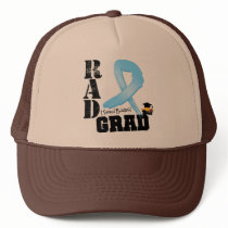 Prostate Cancer Radiation Therapy RAD Grad Trucker Hat