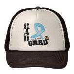 Prostate Cancer Radiation Therapy RAD Grad Trucker Hat