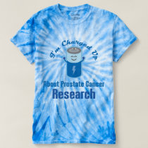 Prostate Cancer Research Support T-shirt