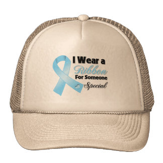 Prostate Cancer Ribbon Someone Special Trucker Hat