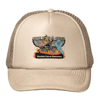 Prostate Cancer Ride For a Cure Trucker Hat