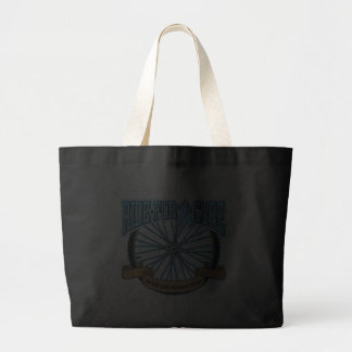 Prostate Cancer Ride For Cure Canvas Bag